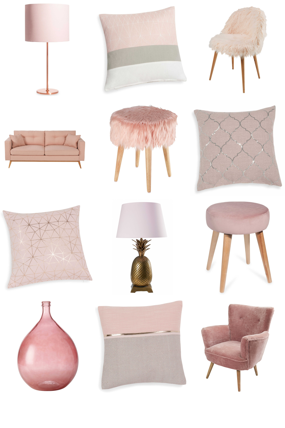 So Blush Maisons Du Monde S Home Furnishing Ideas