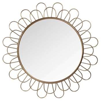 round mirrors. Black Bedroom Furniture Sets. Home Design Ideas