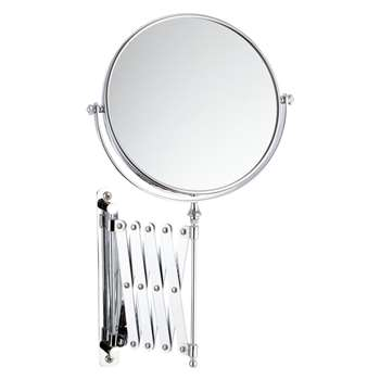 Hour Magnifying Glass Make Up Mirror