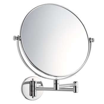 extending bathroom mirror vanity and make up mirrors 12808