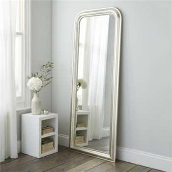 Full length mirrors for White framed floor length mirror